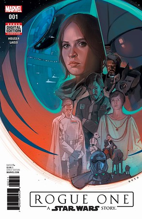 ROGUE ONE: A STAR WARS STORY Comes To Marvel This April