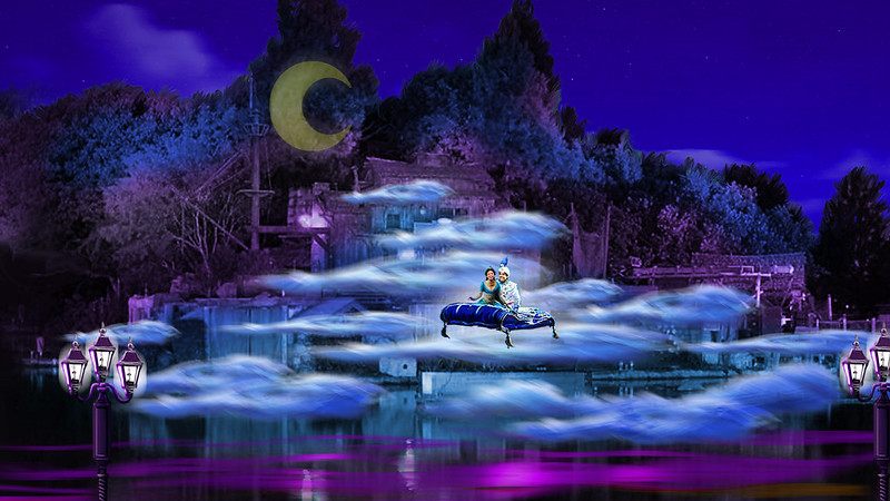 Dining packages are now available for Fantasmic!