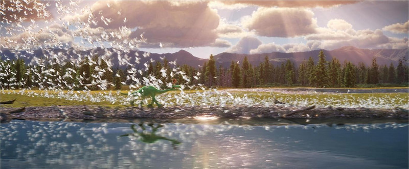THE GOOD DINOSAUR is still in theaters, new clip reminds family theater-goers