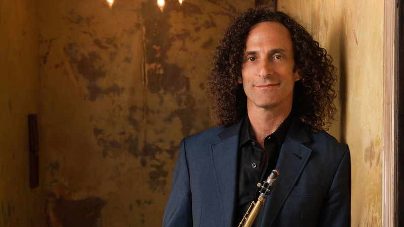 Kenny G amongst new acts for 2017 EPCOT 'Eat to the Beat' concert series