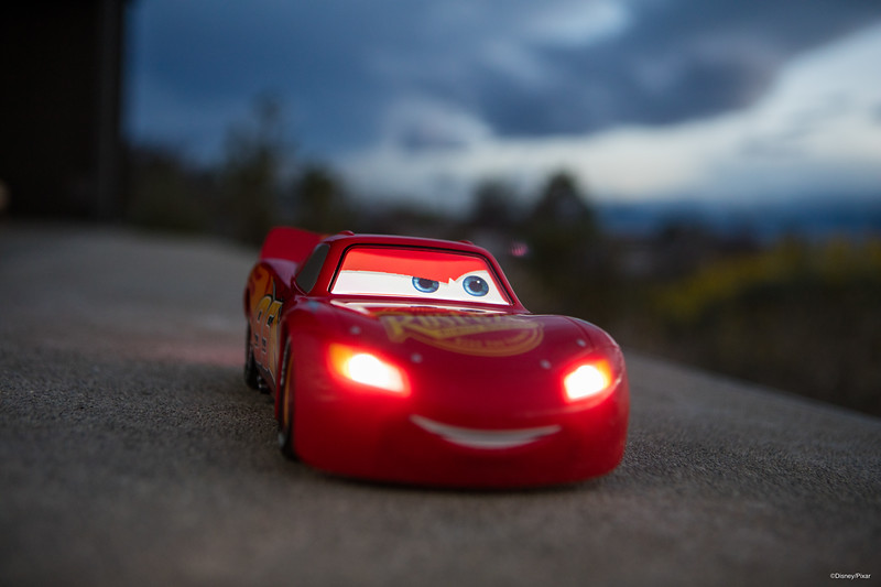 ULTIMATE LIGHTNING McQUEEN brings RC car game to next level
