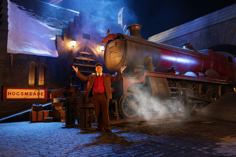 Wizarding World of Harry Potter Video Series coming showcasing the new land at Universal Studios Hollywood