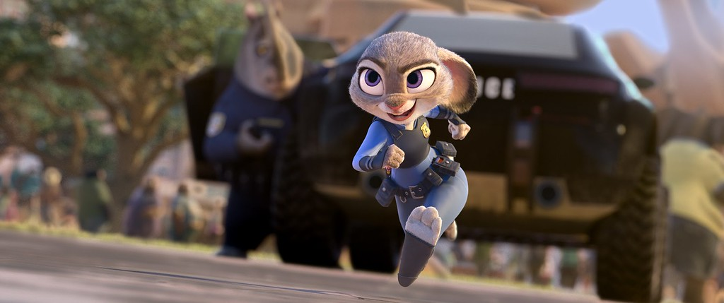 Official trailer, stills, and poster for ZOOTOPIA reveal creative new world
