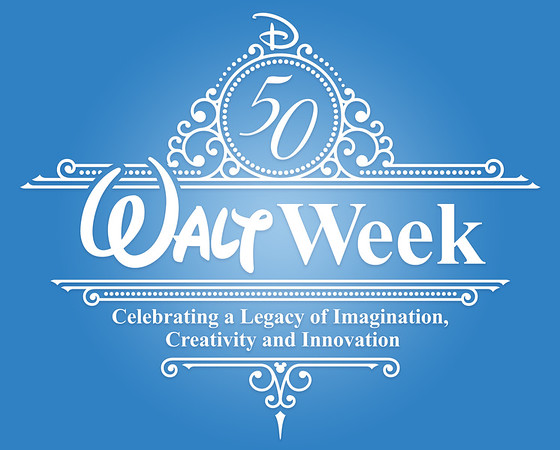"D23 and Disney Parks and Resorts celebrate ""Walt Week"""